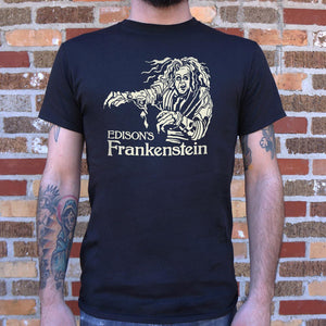 Mens Edison's Frankenstein T-Shirt *Free Shipping* - 5and15