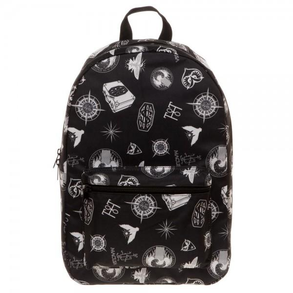Fantastic Beasts Sublimated Backpack - 5and15