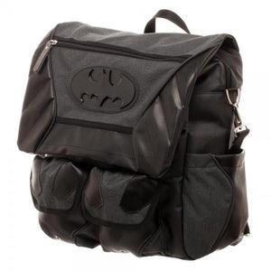 Batman Costume Inspired Utility Bag - 5and15