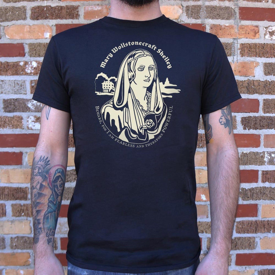 Mens Mary Shelley Quote T-Shirt *Free Shipping* - 5and15