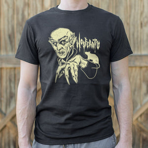 Mens Nosferatu T-Shirt *Free Shipping* - 5and15