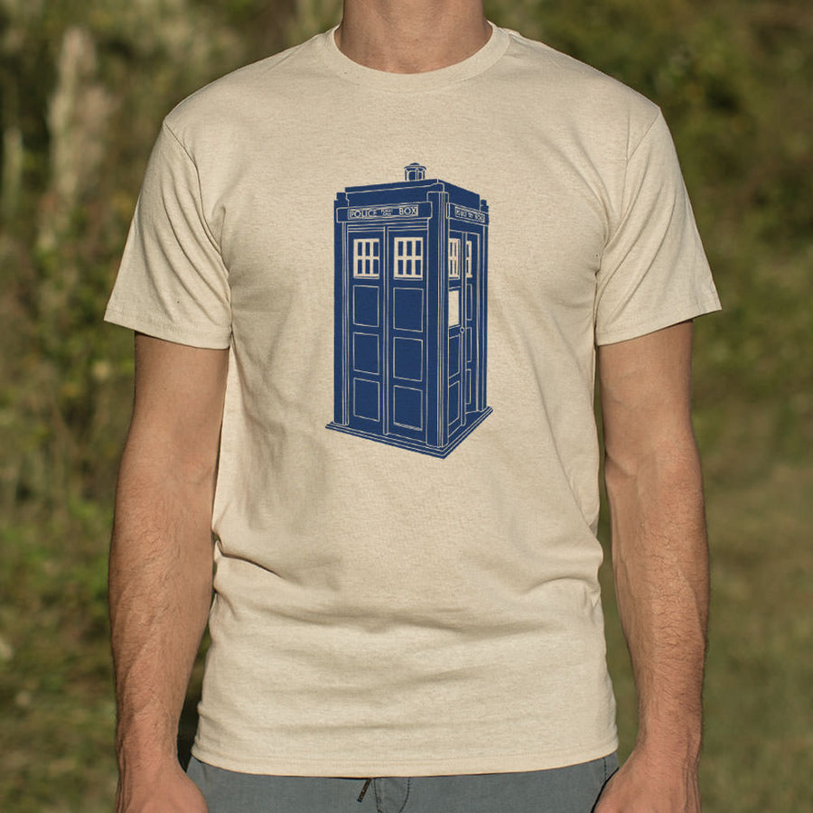 Mens Who's Your Doctor? T-Shirt *Free Shipping* - 5and15