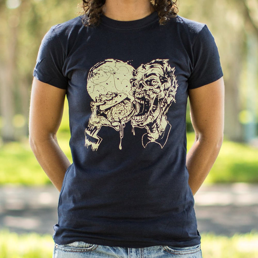 Ladies Zombie Burger T-Shirt *Free Shipping* - 5and15
