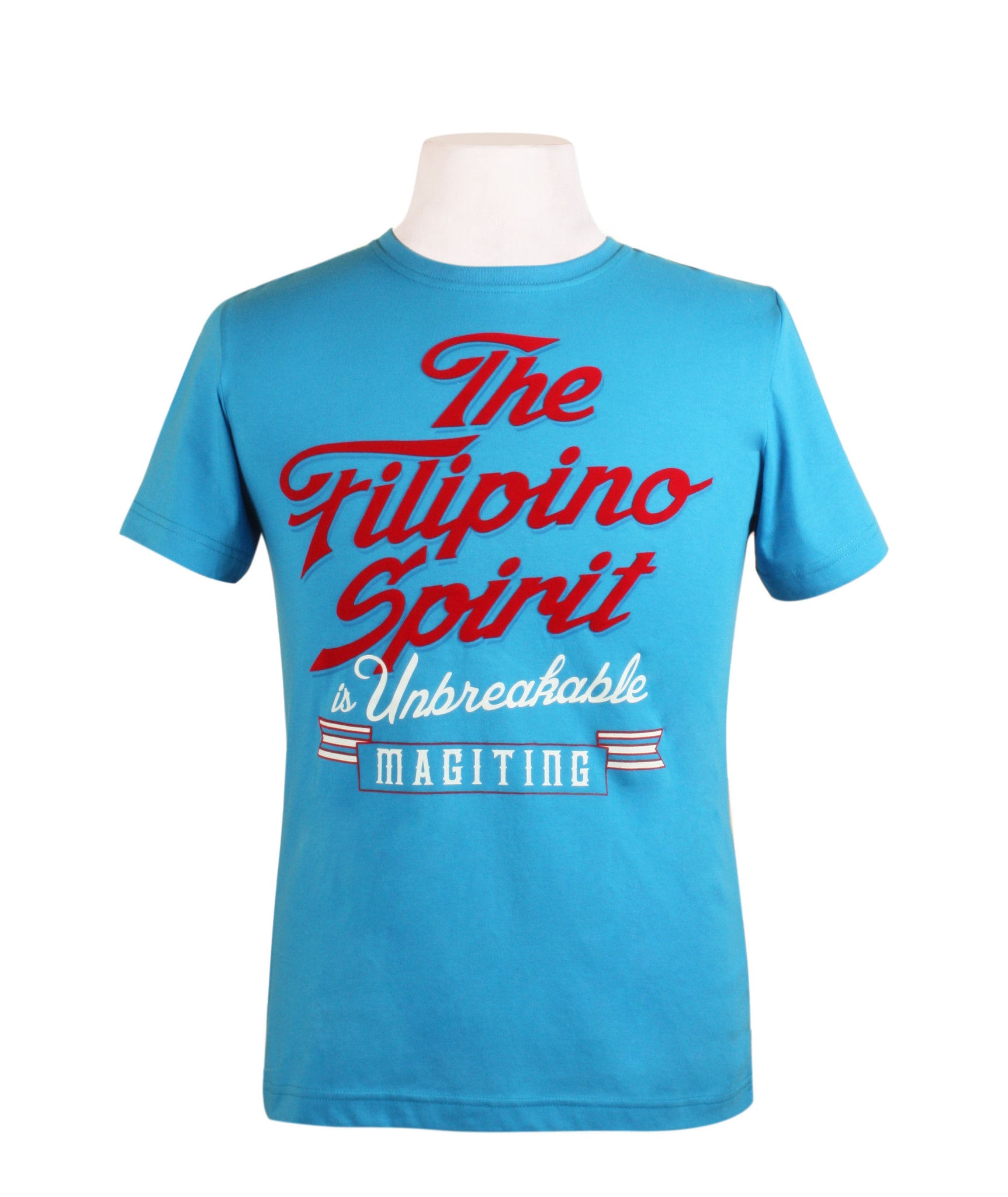 Filipino Spirit in Arizona Blue