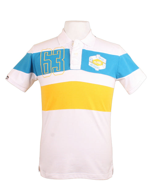 Nascar Blue & Yellow for Mens
