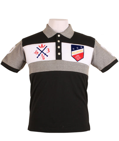 Sagisag Polo in Black