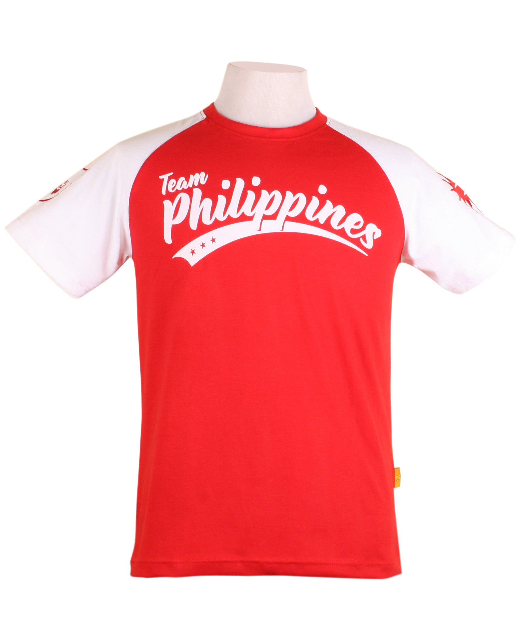 Team Philippines in red for Mens