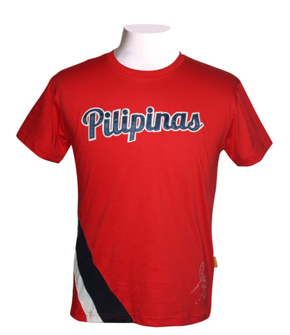 Pilipinas Sports Shirt in bitter sweet