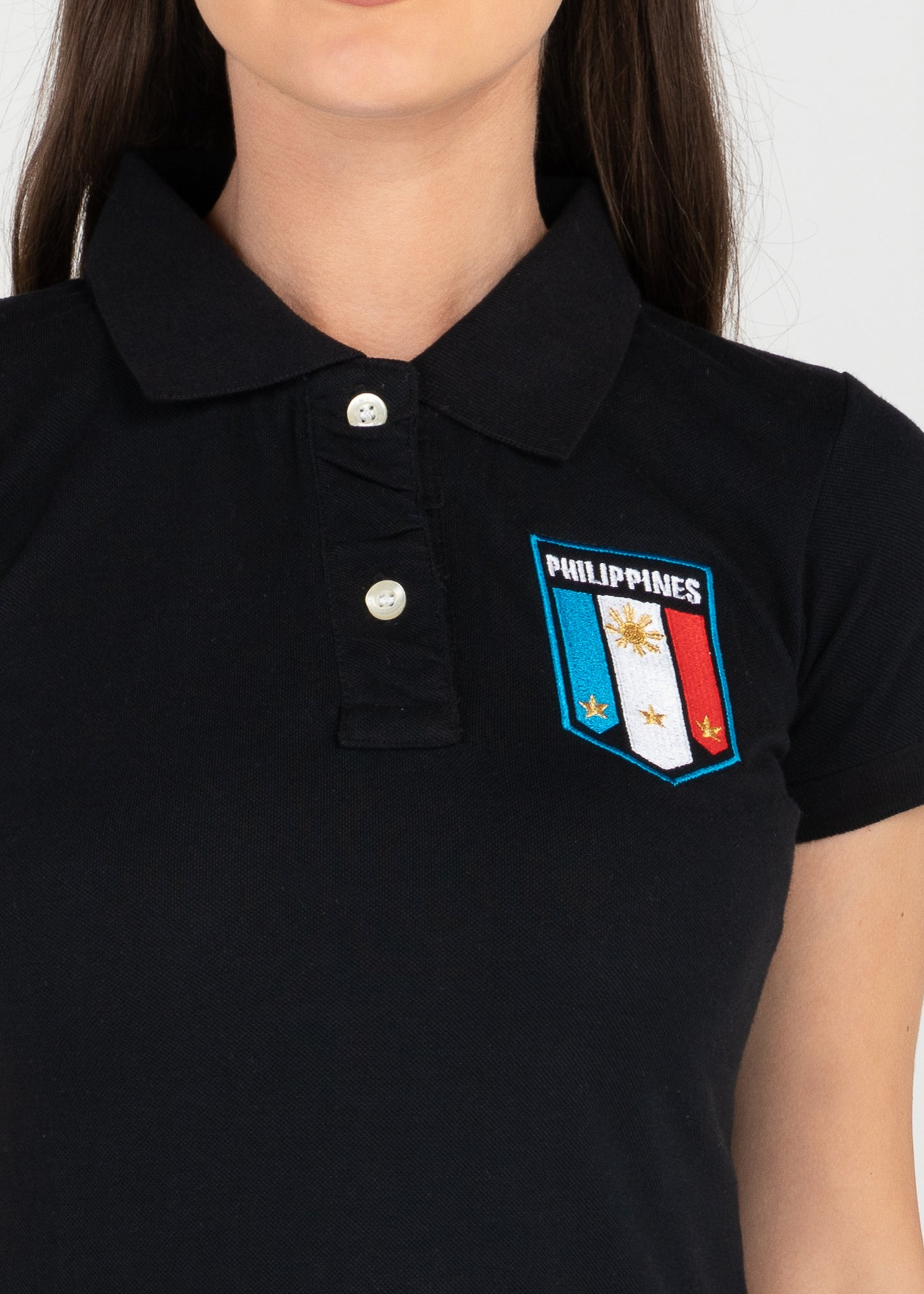 Crest Polo for Ladies
