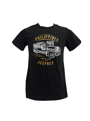 Jeepney Reflectorized in Black for Mens