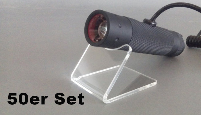 Stablampen-Präsenter TORCH ANGLE - 50er Set