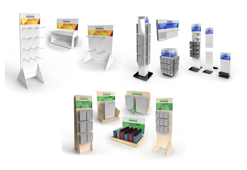 POS DISPLAY SYSTEME