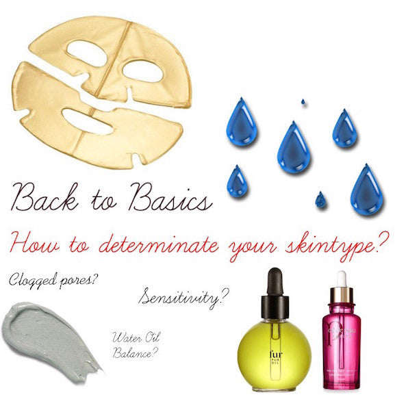 How to determinate your skin type?