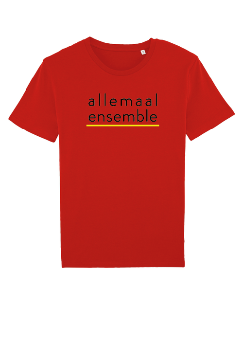 WK 2018 special : allemaal ensemble rood (m)