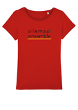 WK 2018 special : allemaal ensemble rood (v)