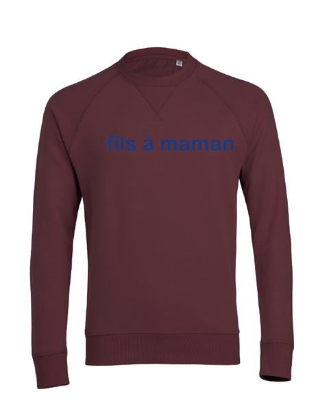 sweater fils à maman
