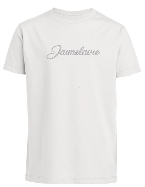 t-shirt jaimelavie glitter