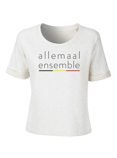 sweat T allemaal ensemble