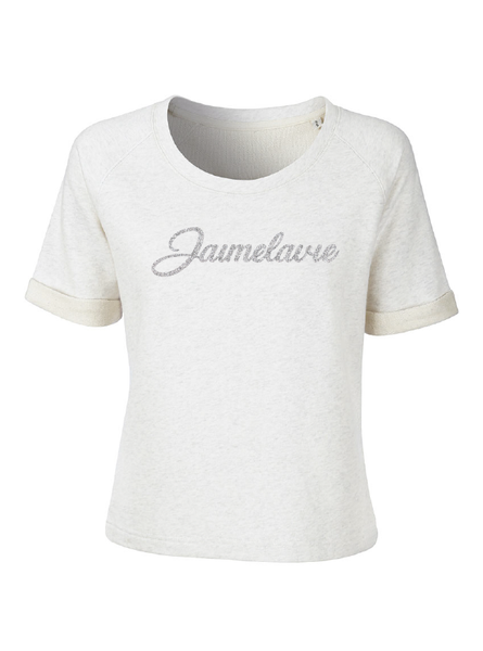 sweat T jaimelavie glitter