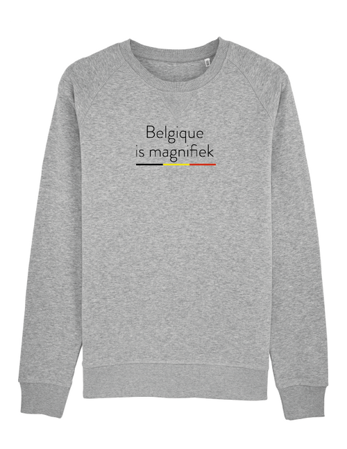 sweater man Belgique is magnifiek