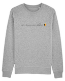 Sweater 'In vuur en vlam' (m)