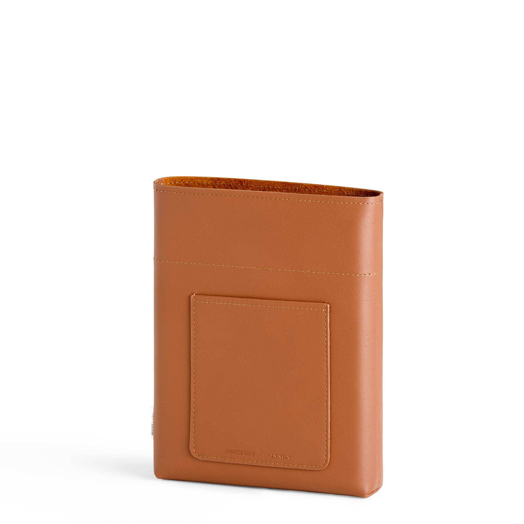 A5 Leather Sleeve - Tan