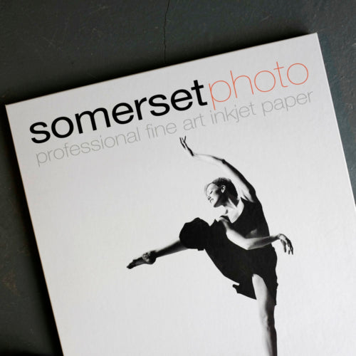 Somerset Professional Fine Art Photo Inkjet Paper