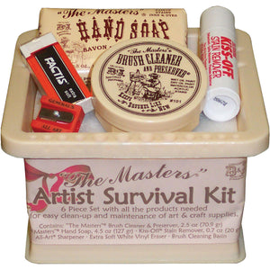 The Masters Artists Survival Kit