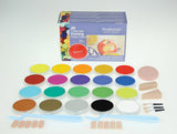 PanPastel 20 Colour Set Painting Pure Colours