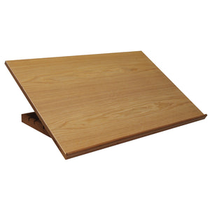 BEECH DRAWING BOARD & STAND