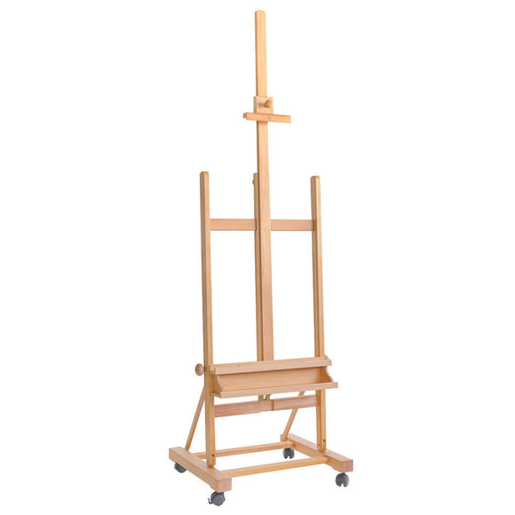 Cappelletto CS-200BIS Big Studio Easel with Castors
