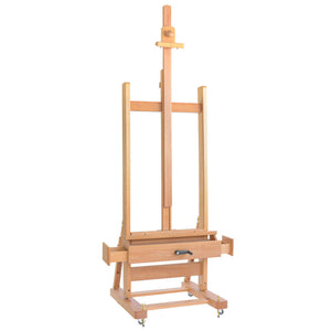 Cappelletto CS-300 Studio Easel with Crank Handle
