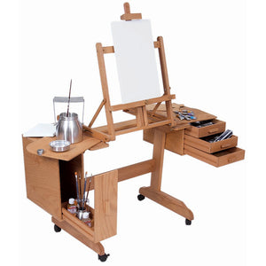 Mabef M30- M/30 Painting Workstation and Easel