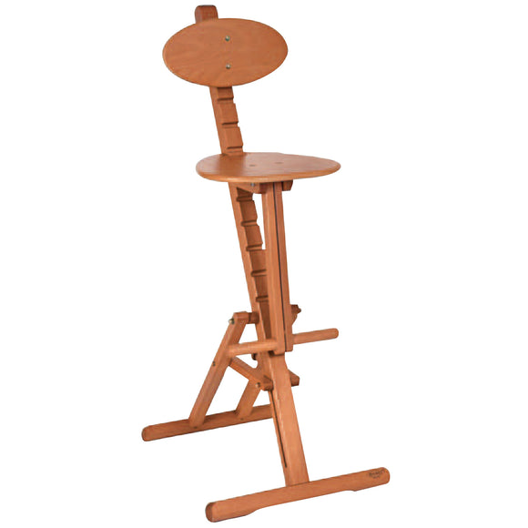 Mabef M44 M/44 Adjustable Artist's Stool