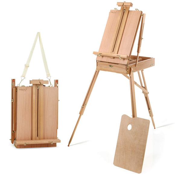 French Box Field Easel