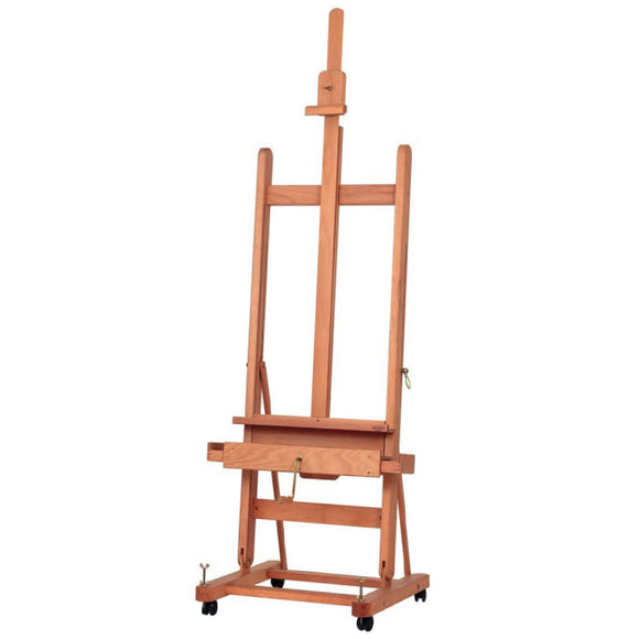 MABEF M05 Studio Easel, Small with Crank