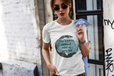 """The Earth Without Art is Only EH"" Women's The Boyfriend Tee Shirt"