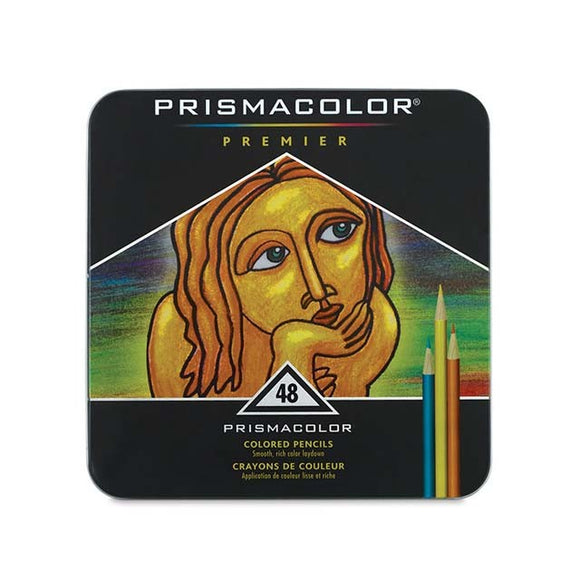 Prismacolor Premier Pencil Set 48
