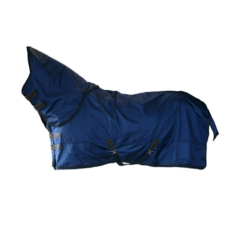 Winterdecke Outdoor - 300 gr - Navy