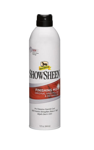 Absorbine: Showsheen Continous Spray