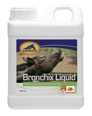 Cavalor: Bronchix liquid