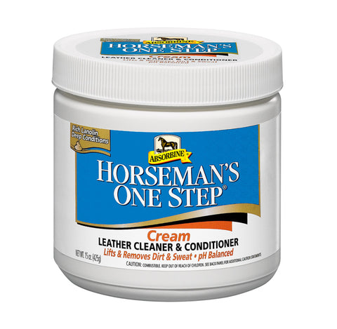 Absorbine: Horseman's One Step Cream