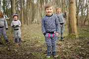 Little Wildlings Jumper LW Original Stonewash Leopard Jumper