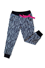Little Wildlings Jogger 2-3y LW Original Zebra Jogger