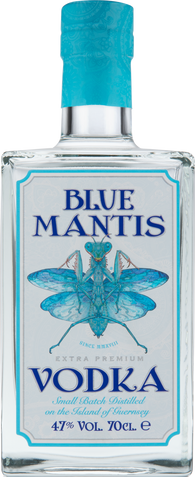 Blue Mantis Vodka 70cl 47%