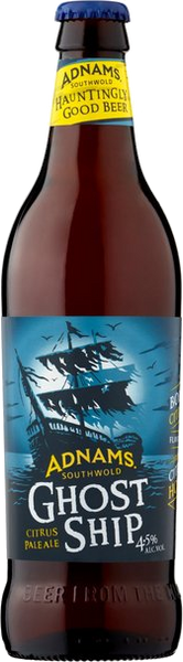 Adnams Ghost Ship Pale Ale 12x500ml 4.5%