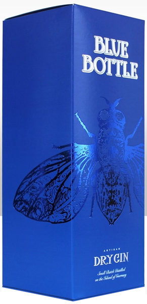 Blue Bottle Gin GIFT BOX 70cl 47%