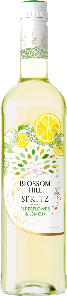 Blossom Hill Elderflower & Lemon Spritz 5.5%