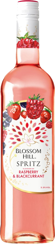 Blossom Hill Raspberry & Blackcurrant Spritz 5.5%