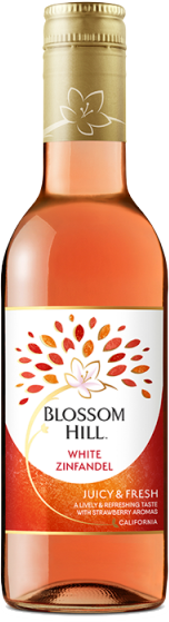 Blossom Hill White Zinfandel 187.5ml